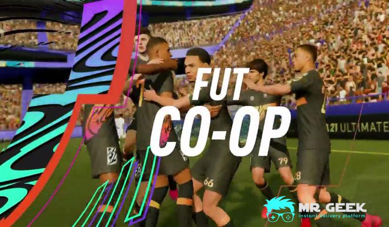 FUT Co-op FIFA 21