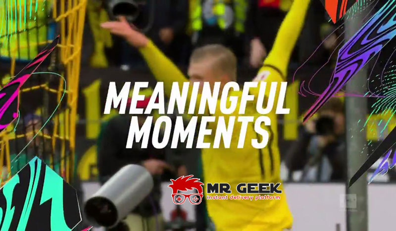 Meaningful Moments FIFA 21