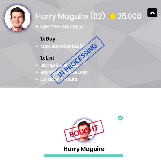自动出售玩家拍卖交易购买硬币FIFA