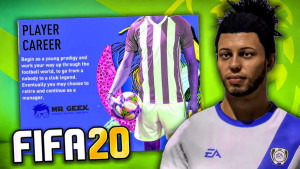 success Career Mode Games FIFA 20