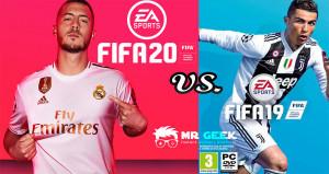 FIFA 20 مقابل FIFA 19