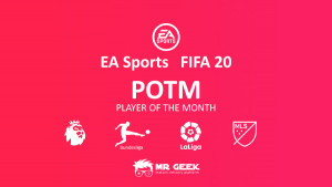 FIFA每月最佳玩家
