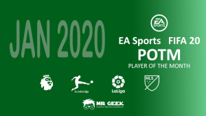 FIFA POTM Predictions in January 2020