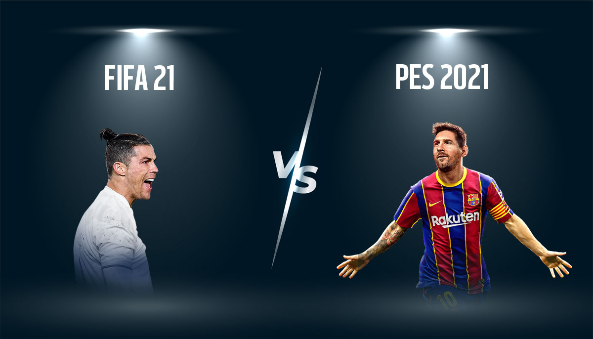 FIFA 21 News: PES 2021 Substantial Update