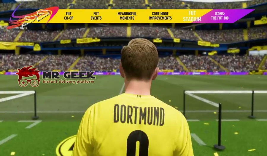 REALISTISCHE REAKTIONEN IN FIFA 21