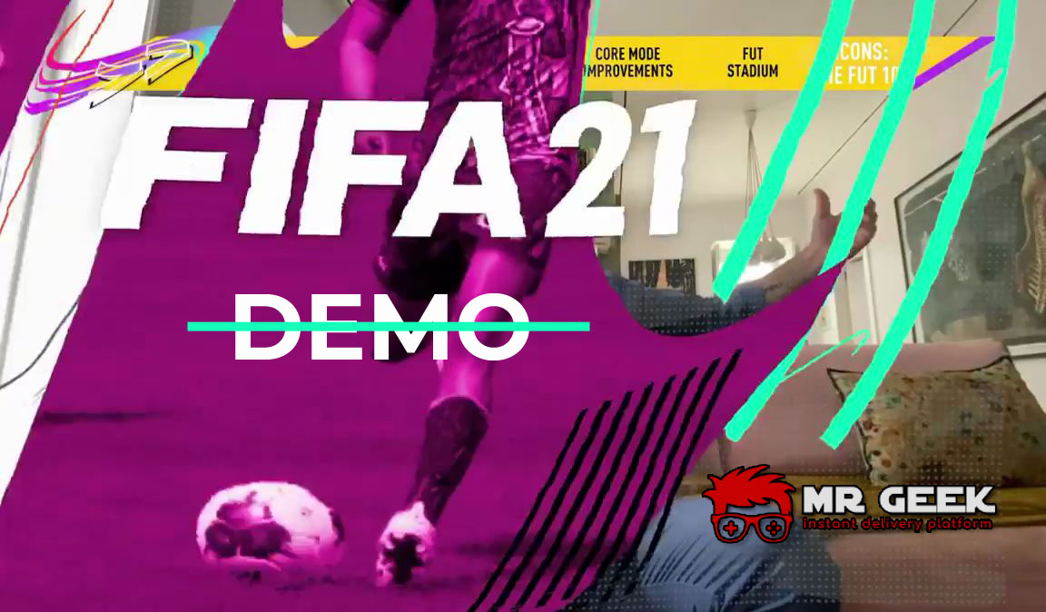 No FIFA 21 Demo for the First Time!