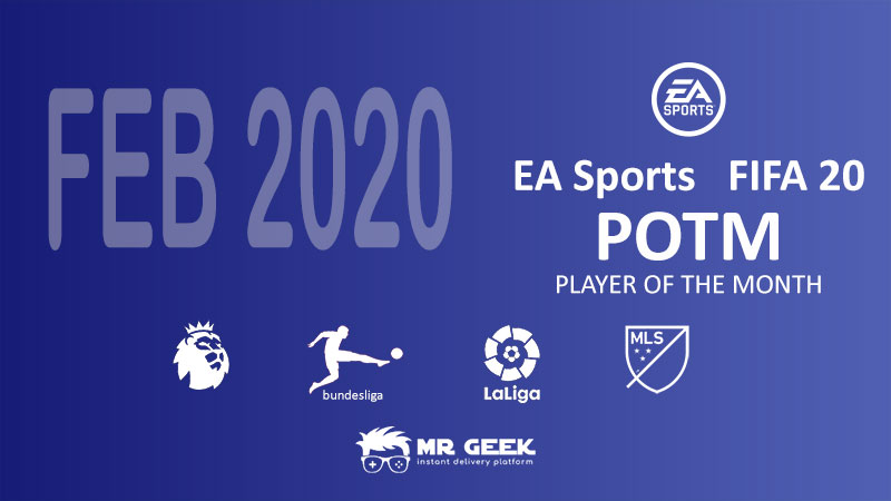 FIFA POTM Predictions & Results in February 2020