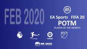 PROGNOSEN UND ERGEBNISSE DER FIFA POTM IM FEBRUAR 2020