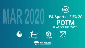 FIFA POTM PREDICTIONS & RESULTS IN MARCH 2020